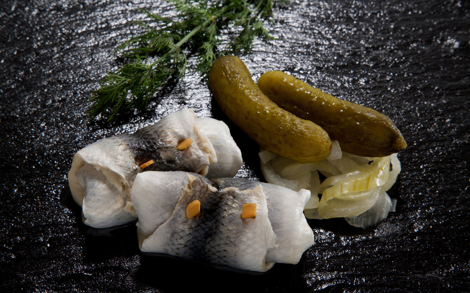 Hangover Cures Germany Rollmops