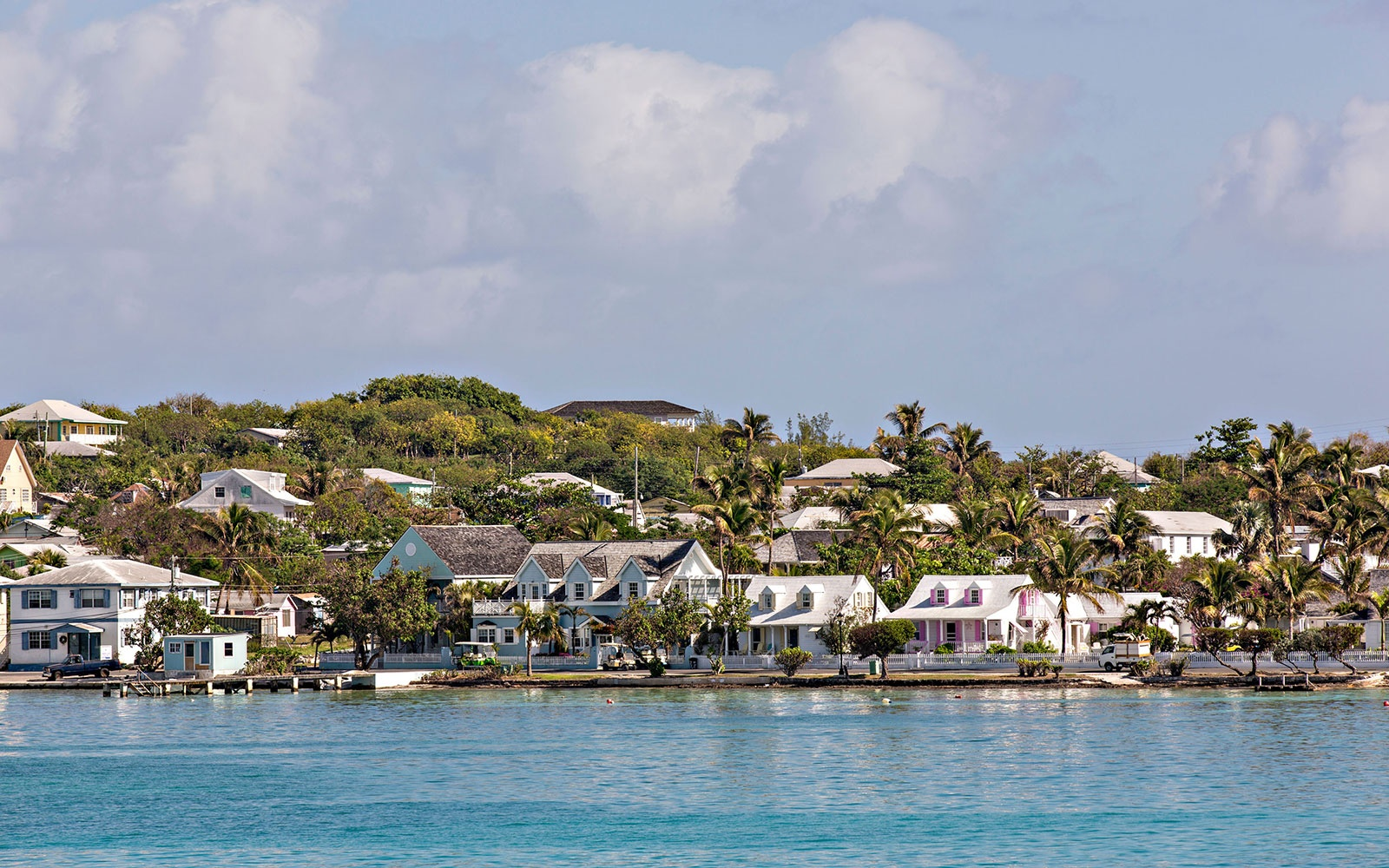Harbour Island In The Bahamas Is Never Short On Stylish Places To Stay