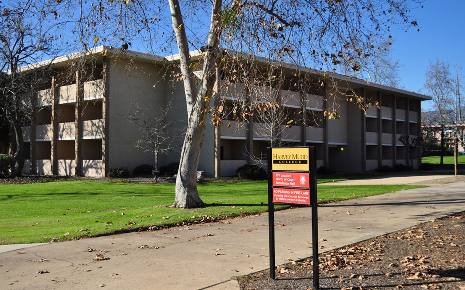 Harvey Mudd College, Claremont, CA