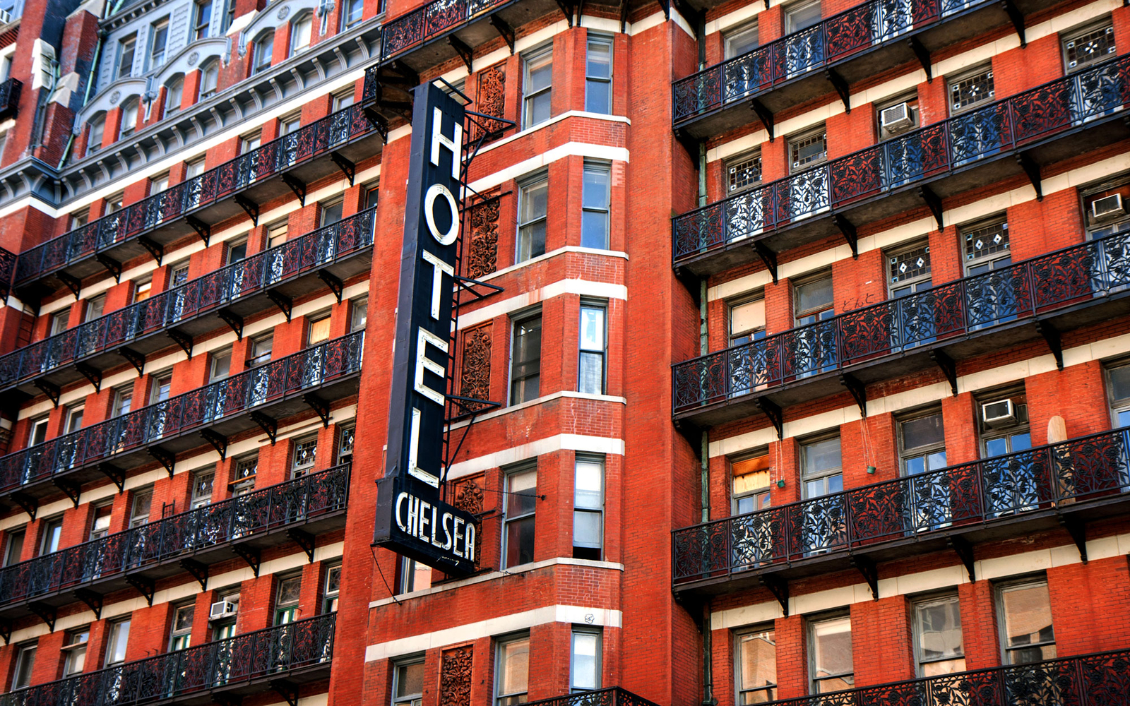 Hotel Chelsea, New York City