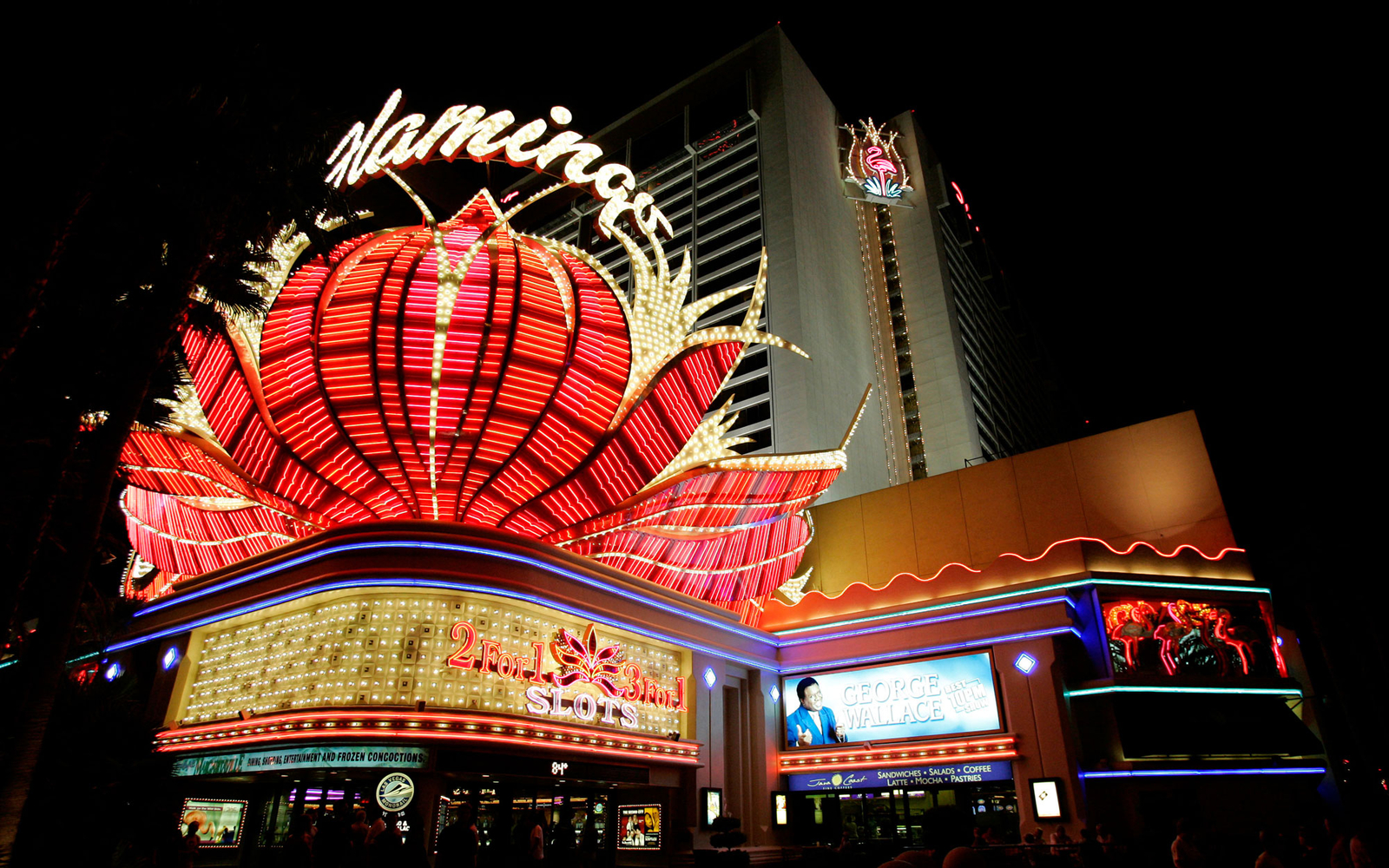 Flamingo Hotel & Casino in Las Vegas, Nevada