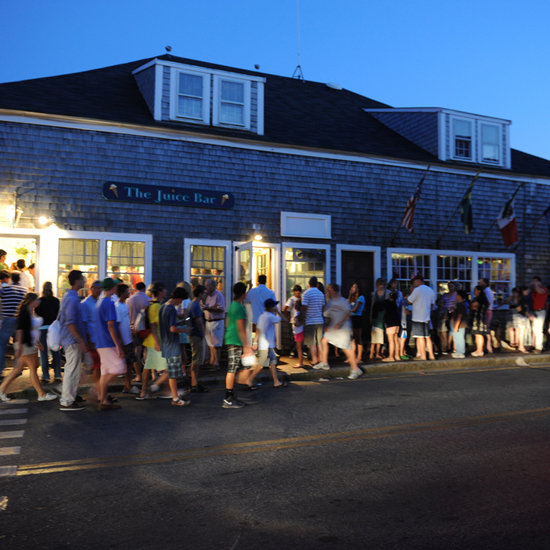 Best ice cream spots in the U.S.: Nantucket's The Juice Bar