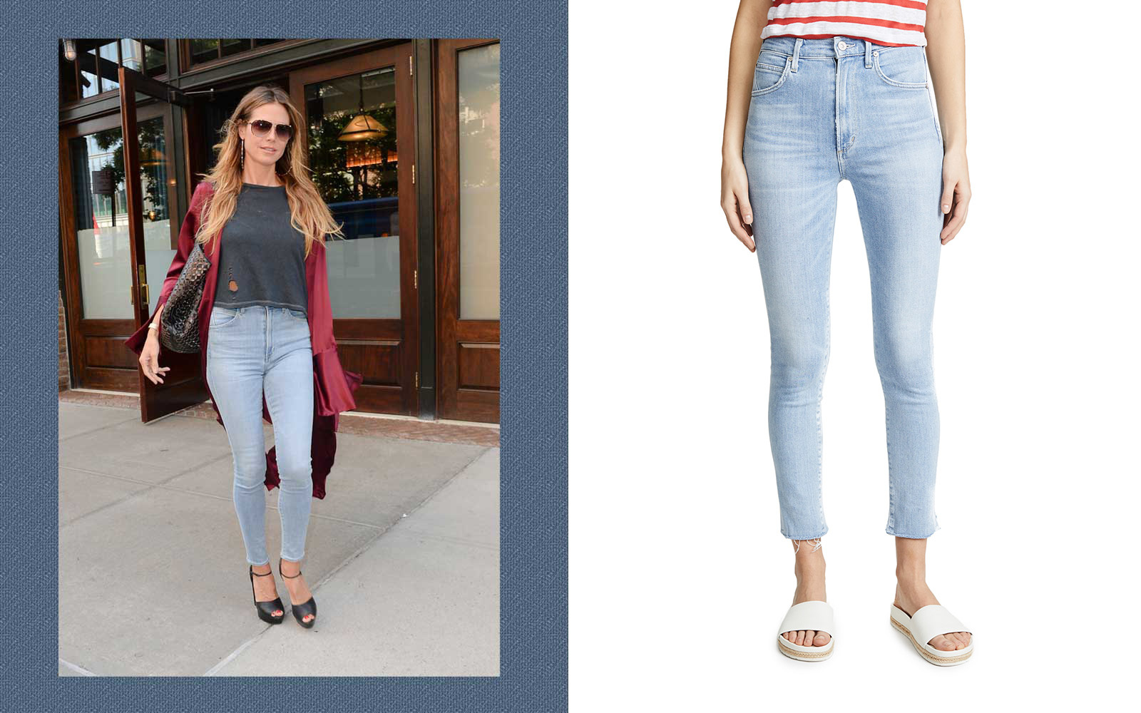 cee8a41e1dcf9 Celebrity-approved Jeans for Travel | Travel + Leisure