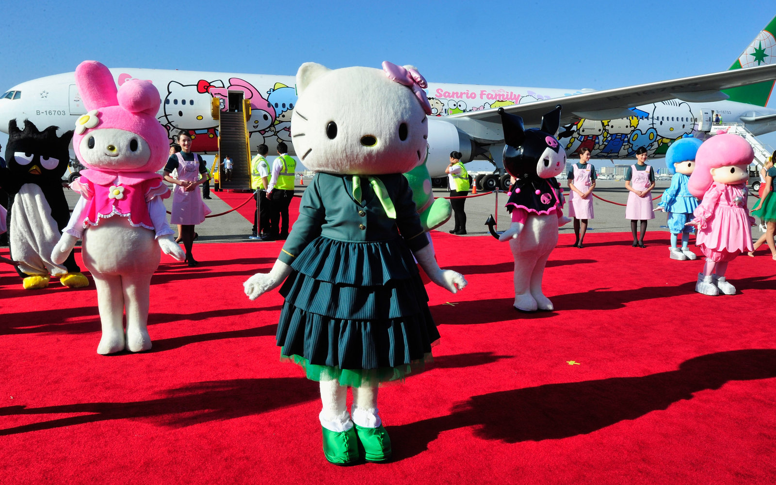 Hello Kitty named a U.N. tourism ambassador