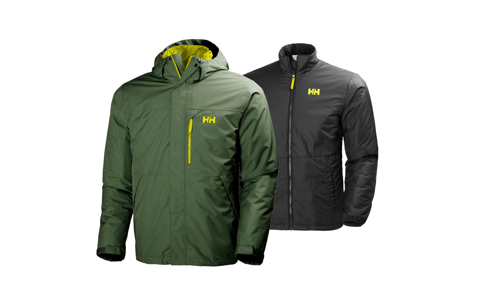 The 10 best travel jackets travel leisure helly hansen squamish cis 3 in 1 rain jacket gumiabroncs Choice Image