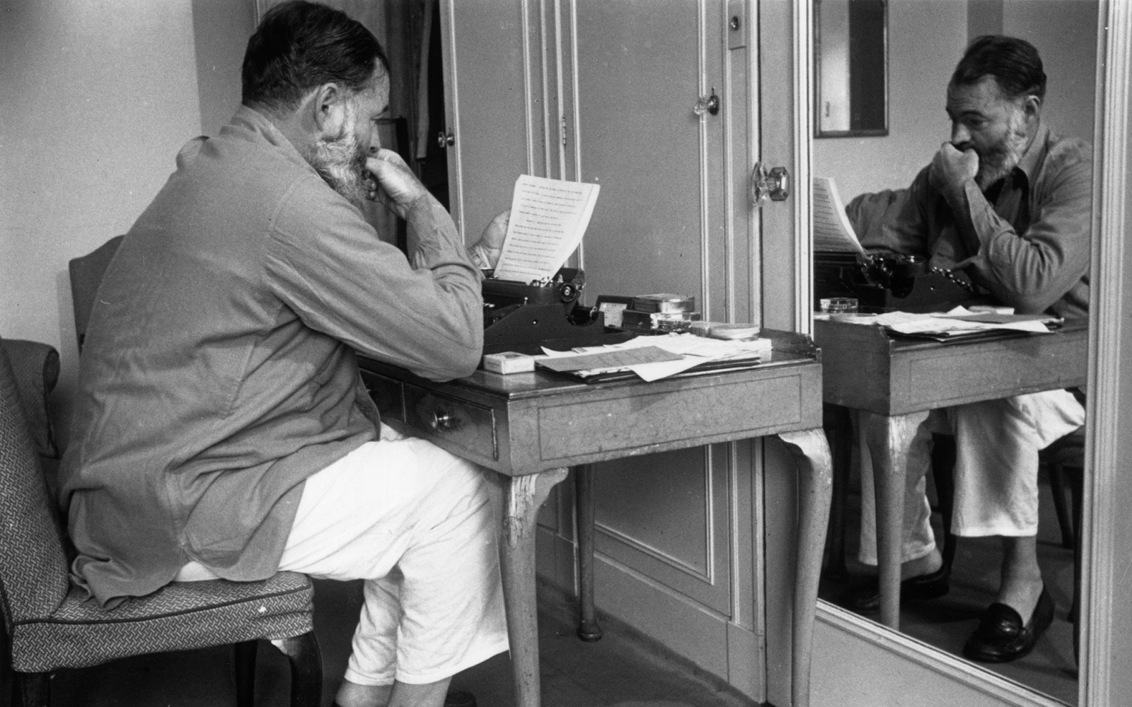 Eased Cuba Relations are Saving Ernest Hemingway's Library