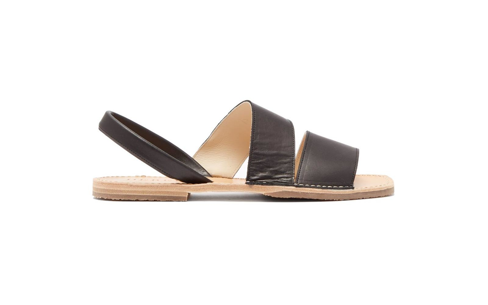 Hereu Aloc Leather Sandals
