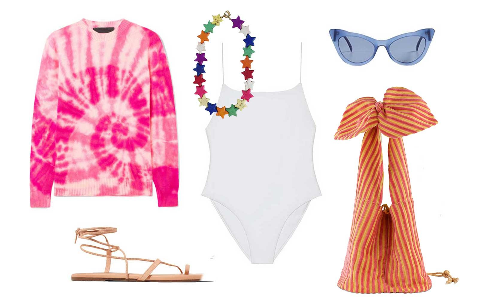 8bd61c2b585 5 Chic Beach Outfits That Go Beyond Cover-ups and Flip-flops ...