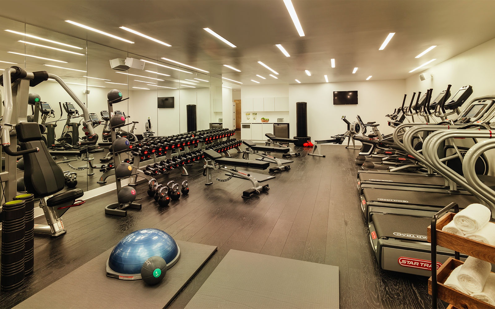Hotel gyms in london that warrant their own visit travel