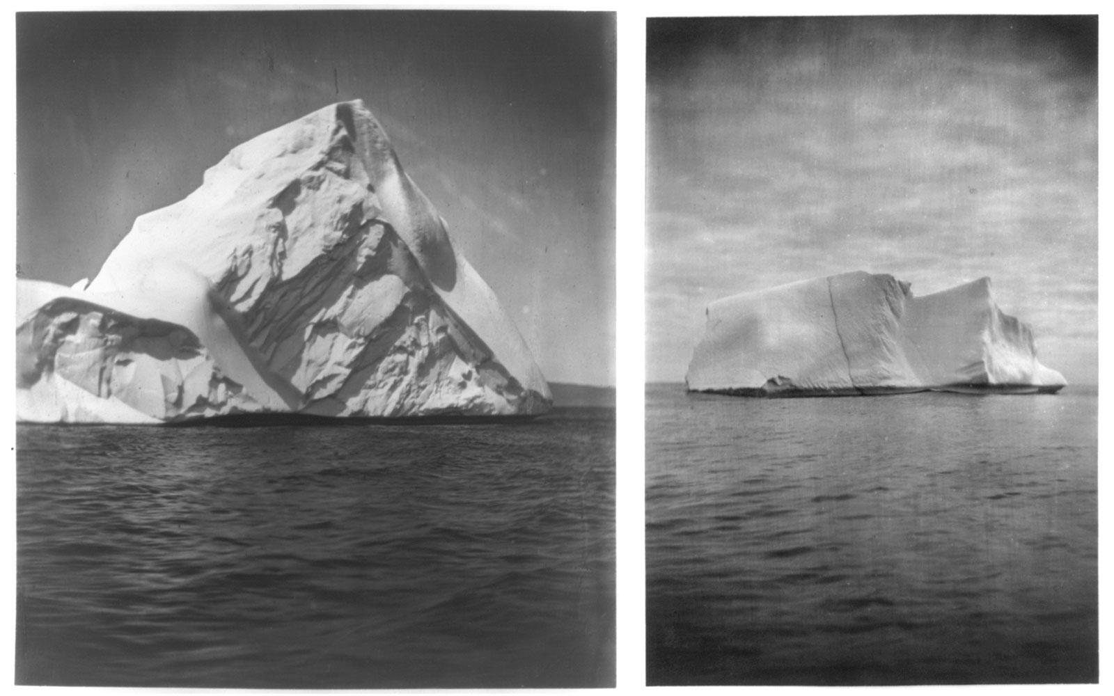 William H Pierce S Iceberg Photographs Travel Leisure