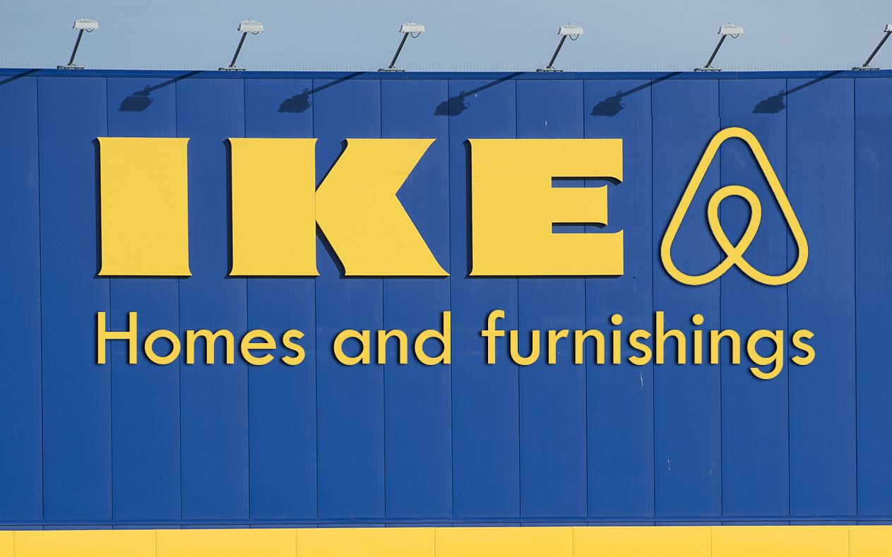 Tischfüsse Ikea airbnb and ikea should just go ahead and merge already travel leisure