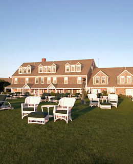 Spa by the Sea at the Wauwinet, Nantucket