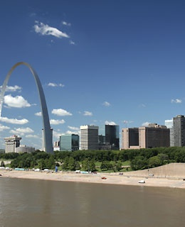 9. St. Louis, Missouri (STL)