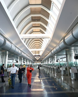 7. Houston, Texas (IAH)