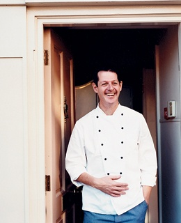 Chef Robert Gleeson.