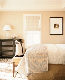 Inside the Horizon suite, one of the Hotel del Coronado's new beachfront cottages.