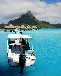 InterContinentalBora Bora Resort and Thalasso Spa, Bora-Bora