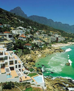 Clifton Beaches Cape Town, South Africa