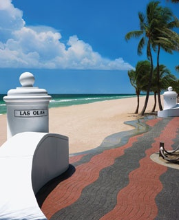 Fort Lauderdale City Beach - Fort Lauderdale, Florida
