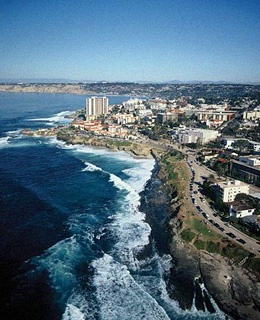 Horseshoe Beach - La Jolla, California
