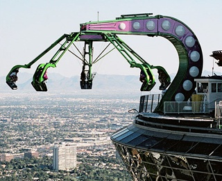 Insanity  Stratosphere Hotel and CasinoLas Vegas