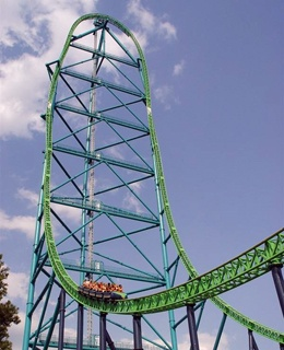 Kingda Ka Six Flags Great Adventure  Jackson, New Jersey