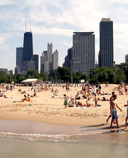 North Avenue Beach - Chicago, Illinois