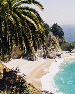 Pfeiffer State Beach - Big Sur, California