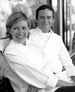 Liz Prueitt and Chad RobertsonTartine Bakery San Francisco, California
