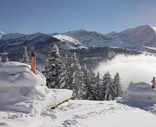 Whitepod, Switzerland