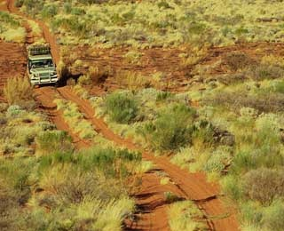 Canning Stock Route, Australia