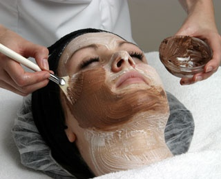 Chocolate Facial Therapy