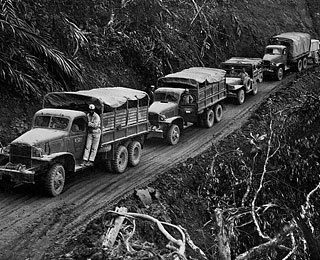 The Stilwell Road, India and Burma
