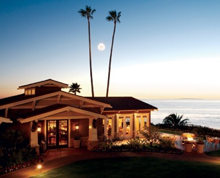 The Studio Restaurant, Laguna, California