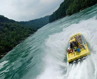 Jet Boating Niagara Falls