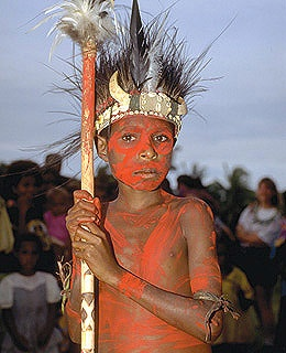 Asia: Papua New Guinea with Asia Transpacific Journeys