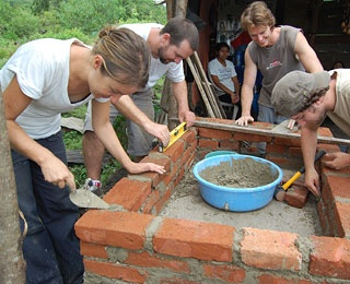 Stove-Building in Central America