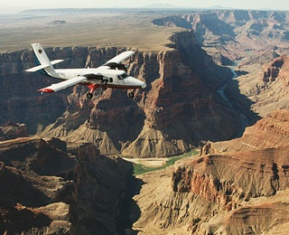 Grand Canyon Heli-flight, Arizona