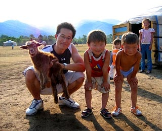 Nomad Community Outreach, Mongolia