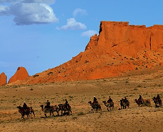 Asia: Ultimate Gobi with Nomadic Expeditions