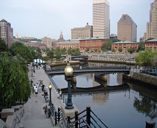 Waterplace Park, Providence, RI