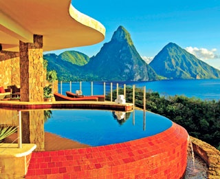 Secluded Resorts