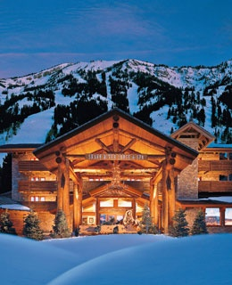 Cozy Ski Lodges