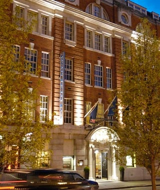 LondonLondon Bridge Hotel, $144