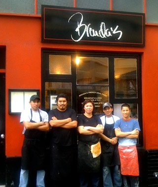 San Francisco: Brenda's French Soul Food