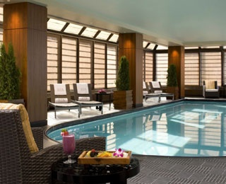 Peninsula Spa by Espa, New York City