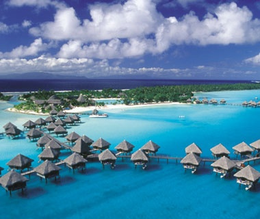 Four Seasons Bora Bora, French Polynesia