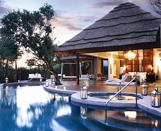 The Molori Safari Lodge, South Africa's North West Province