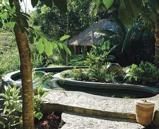 Blancaneaux Lodge, near San Ignacio, Belize