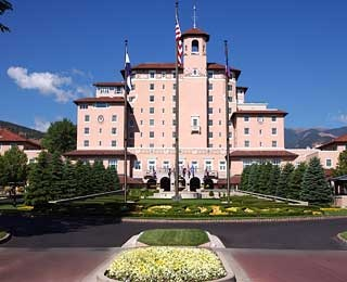 The Broadmoor Colorado Springs, Colorado